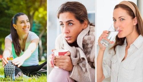 8 enfermedades que provocan sensación de frío