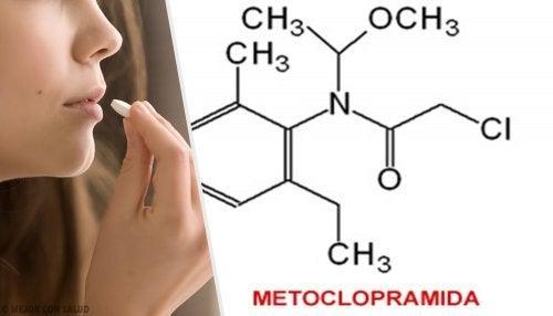 Metoclopramida: qué es y para qué se utiliza