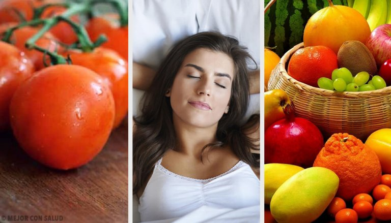 4 alimentos que contienen melatonina