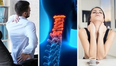 4 sencillos ejercicios para aliviar tu dolor cervical