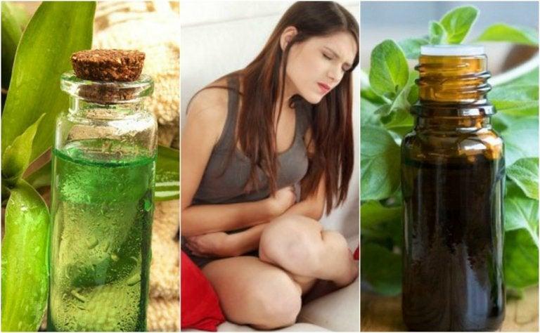 5 aceites esenciales para combatir la cistitis