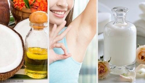 5 tips para combatir manchas en las axilas
