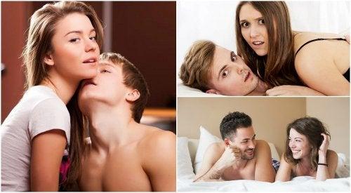 6 consejos para hacer el amor por primera vez
