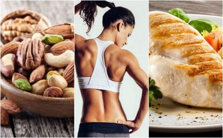 Una efectiva dieta para tonificar