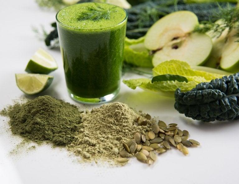 Batidos de proteína vegetal para perder peso y ganar músculo