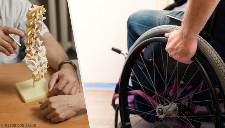 Paraplejia: todo lo que debes saber