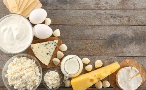 Descubre los lácteos más saludables