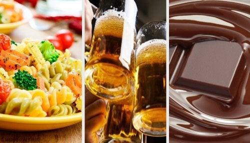 10 alimentos que evitamos en vano