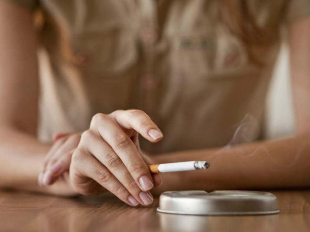 Fumar no permite gozar de una buena salud mental