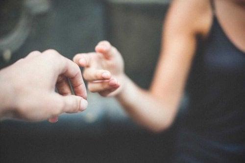 En una relación de pareja nunca hay garantías