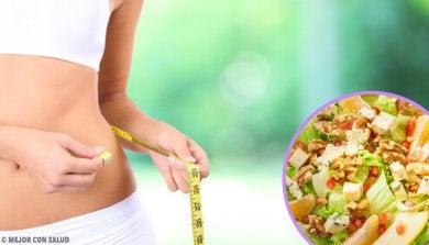 3 sencillos hábitos que te ayudarán a perder peso sin pasar hambre