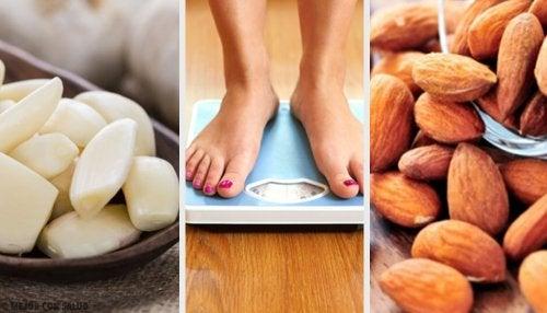 Alimentos cetogénicos para perder peso