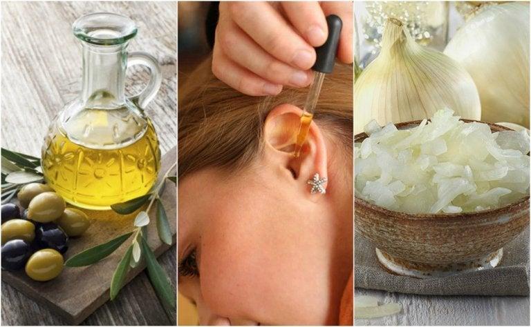 Alivia el dolor de oído con estos remedios naturales