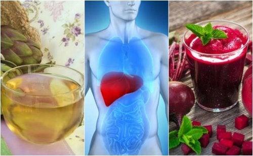 Cómo cuidar tu hígado con 5 remedios de origen natural