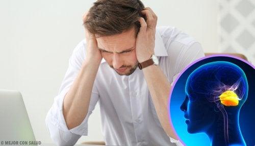 ¿En qué consiste la ataxia cerebelosa aguda?