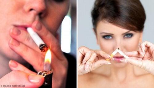 La búsqueda del momento ideal para dejar el tabaco