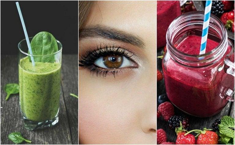 Los 5 mejores zumos para potenciar la visión
