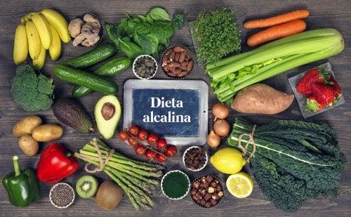 Dieta alcalina ¿por qué están tan de moda?