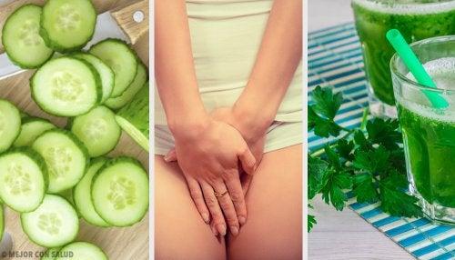 Remedios para combatir las infecciones del tracto urinario