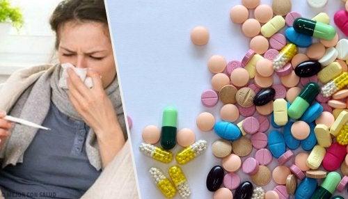 Tratamiento para la gripe en adultos