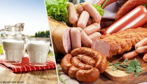 10 alimentos que ningún experto en comida consumiría