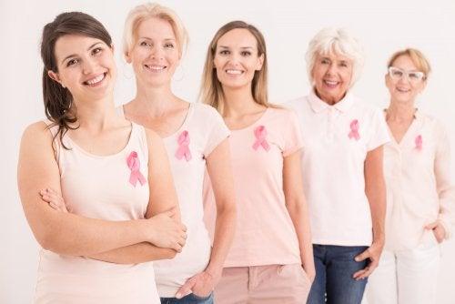 Estadios del cáncer de mama