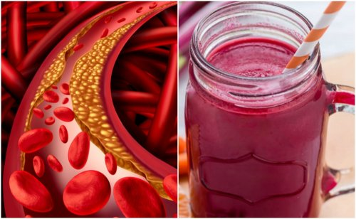 Cómo preparar un licuado especial de remolacha para controlar el colesterol