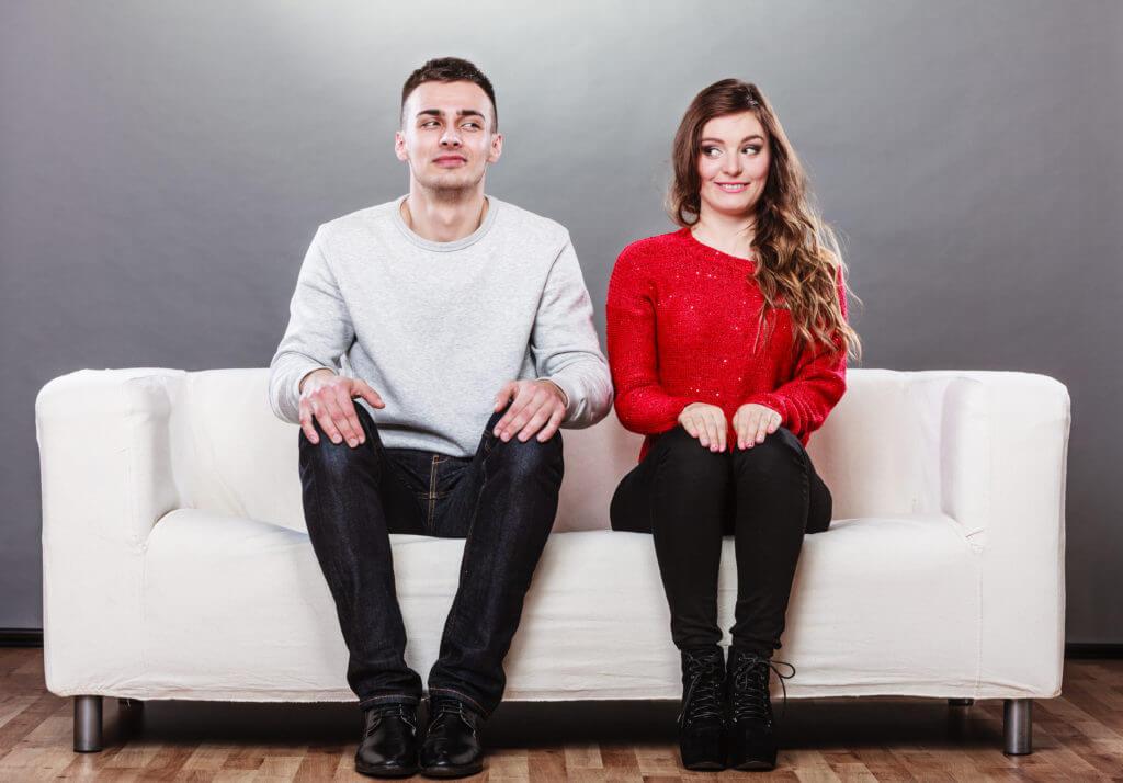 Ser amables para elegir pareja