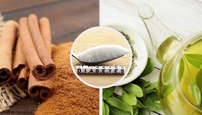 Infusiones para controlar el azúcar en sangre