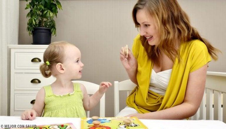 Cómo elegir una buena niñera