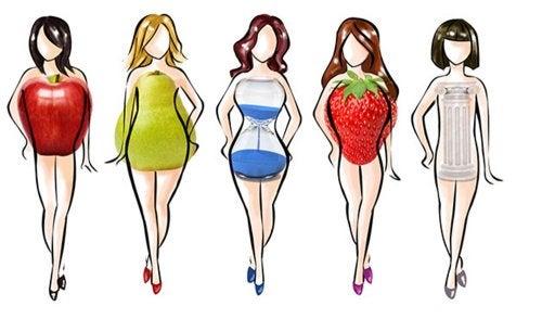 Conoce la dieta ideal para tu tipo de cuerpo