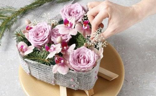 ¿Cómo elegir las flores para la boda?