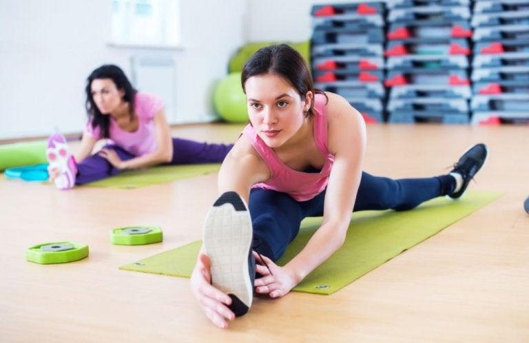 6 ejercicios para conseguir realizar rápidamente ese split con el que has soñado toda la vida