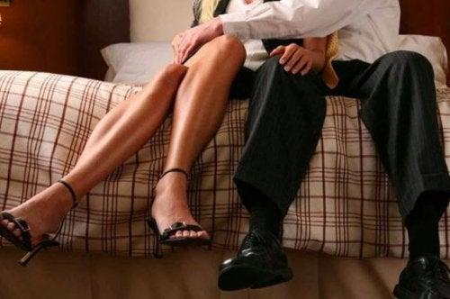 ¿Qué podemos considerar una infidelidad?
