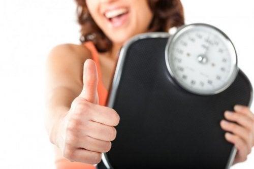 5 cosas que pasan cuando llegas a tu peso ideal