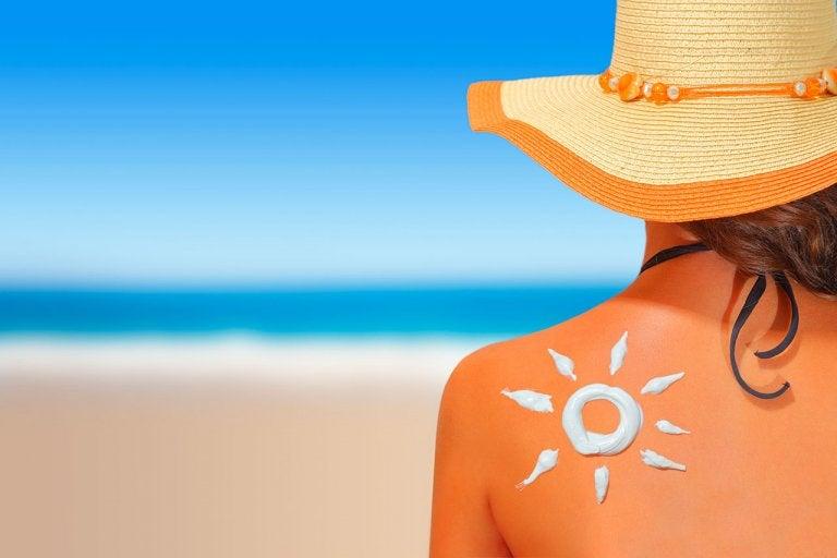 Cuidados de la piel tras un día de playa