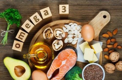 7 alimentos que contienen omega-3