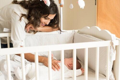 ¿Cómo lograr que tu bebé duerma mucho mejor?