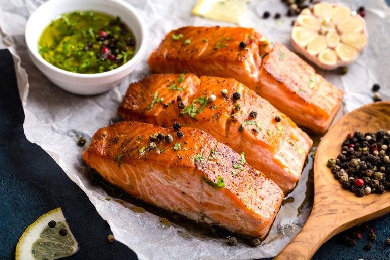 Conoce los increíbles beneficios de consumir salmón para la salud