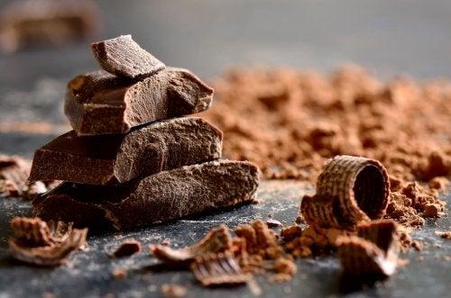 5 grandes y curiosas razones para consumir chocolate negro