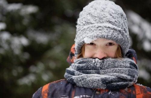 6 consejos preventivos para la exposición al frío