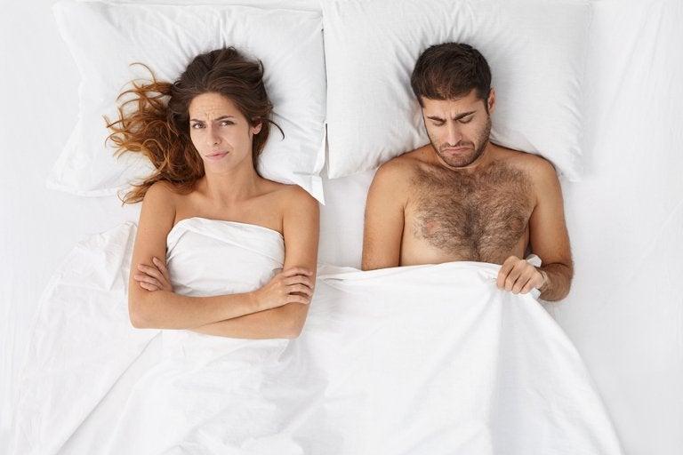 4 trucos para mantener erección