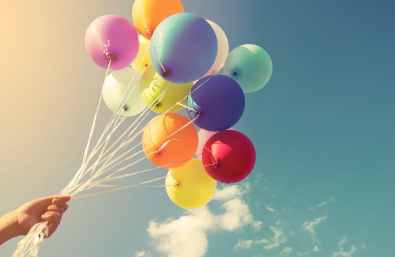 16 ideas para decorar con globos al mejor estilo