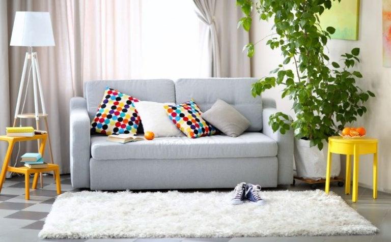 8 maneras de simplificar las tareas del hogar con almidón de maíz