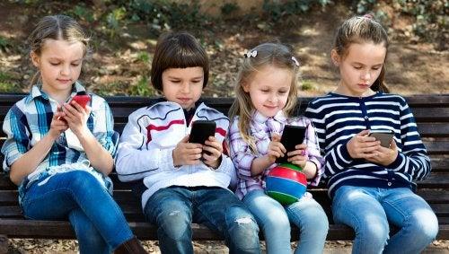 Los niños del siglo XXI y la tecnología