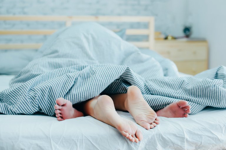 5 posturas que te ayudarán a quedar en embarazo