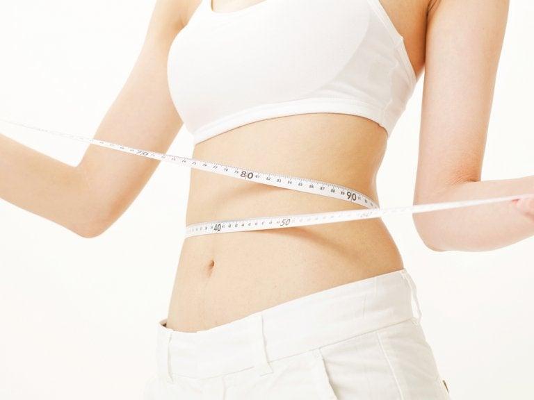 Una dieta efectiva para reducir el abdomen
