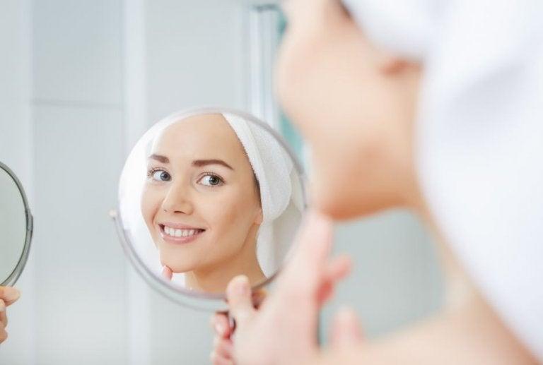 5 pasos para hacer un autoexamen de la piel