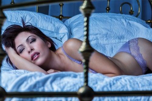 6 sueños eróticos y sus significados