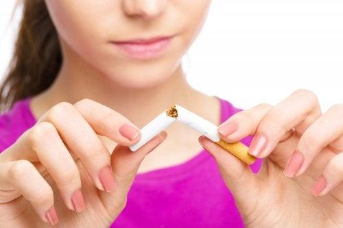 5 cambios positivos que experimentas al dejar el tabaco